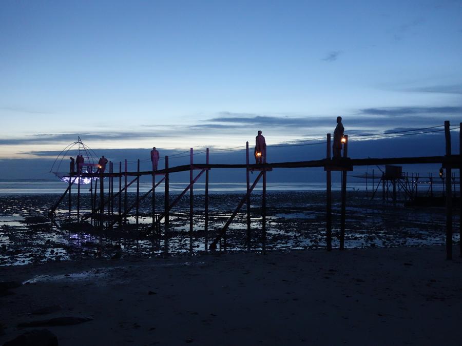pêcheurs de rêves crépuscule
