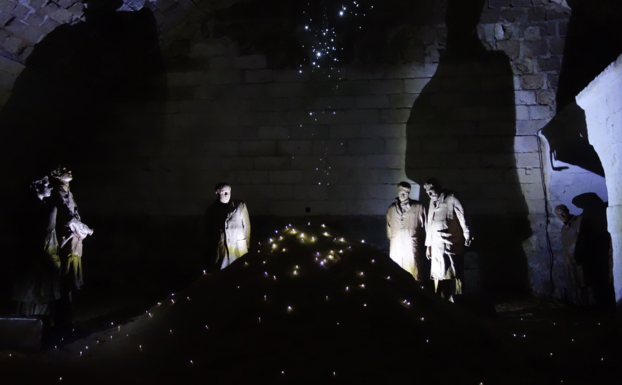 rêveurs château Saumur